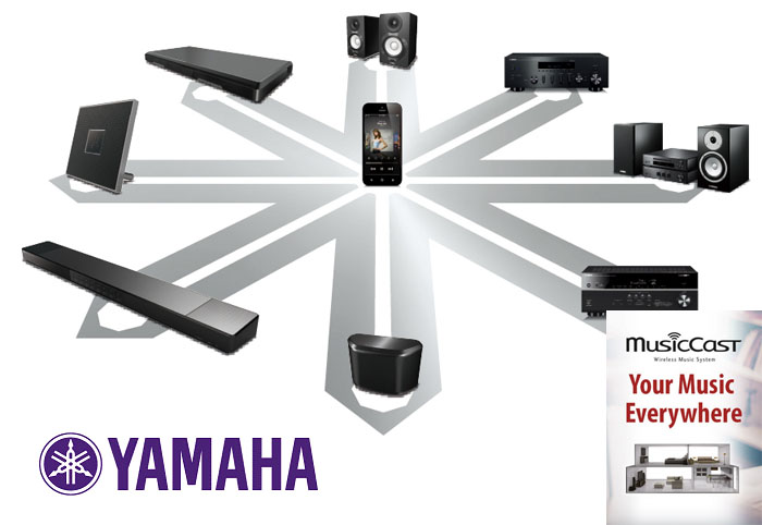 Yamaha MusicCast Music Everywhere